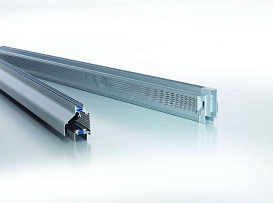 Afbeelding van Ducoklep ventilatierooster  15/26 ral9001 801- 900mm